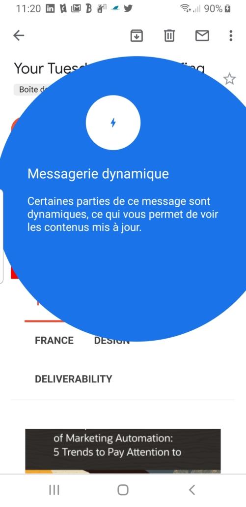 amp sur gmail